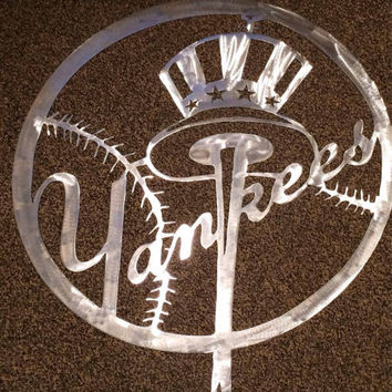 Ultimate Yankees metal wall art