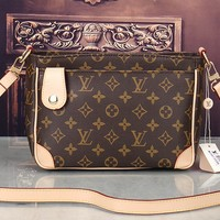 LV Fashion Classics Print Women Shopping Bag High Quality Bag B-OM-NBPF LV Print