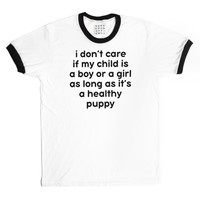MY CHILD RINGER TEE