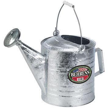 Hot Dipped Watering Can