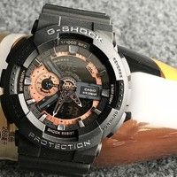 Multi-function Sports Watch Womens Mens G SHOCK Watch +Gift Box