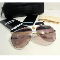 Chrome Hearts Kufannaw Ii Sunglasses For Cheap [Chrome Hearts Kufannaw Ii] - $205.99 : Authentic Eyewear,Clothing,Accessories By Chrome Hearts!