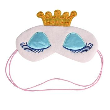 Travel Sleeping Blindfold Shade Eye Mask
