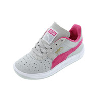 Puma Baby Girls GV Special Leather Toddler Girls Athletic