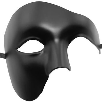Venetion Mask For Party Half Face Phantom Of The Opera Mask Mardi Gras Mask Masquerade Mask For Men