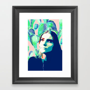 Svetlana #society6 #decor #buyart Art Print by 83 Oranges™