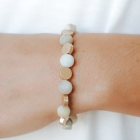 Memory of Summer Bracelet - Seafoam