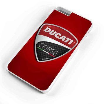 Ducati Motorcycle Logo iPhone 6s Plus Case iPhone 6s Case iPhone 6 Plus Case iPhone 6 Case