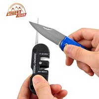 Multifunction EDC Folding Knife Sharpener