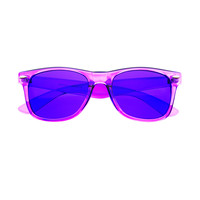 Translucent Neon Summer Party Sunglasses Shades W65