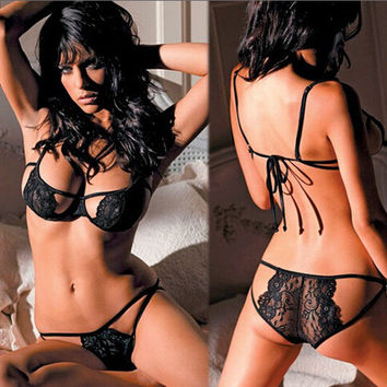 On Sale Hot Deal Cute Hot Sale Sexy Luxury Exotic Lingerie [6628013763]