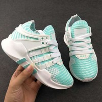 ADIDAS EQT Girls Boys Children Baby Toddler Kids Child Durable Breathable Sneakers Sport Shoes-1