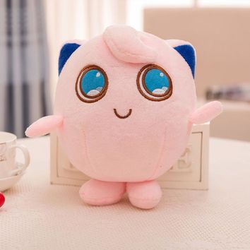 Pokemon Stuffed Plush Jigglypuff