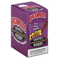 BackWoods Honey Berry 40 Cigars