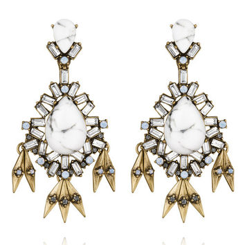 Aventine Convertible Statement Earrings | Chloe + Isabel