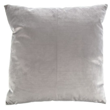Gray Velvet Pillow | Hobby Lobby | 1481282