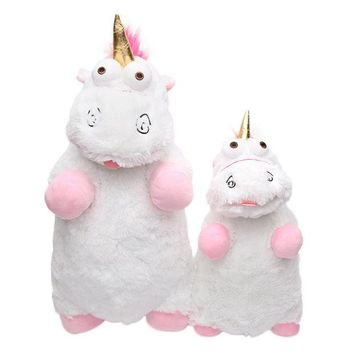VONEGQ 40cm/56cm Despicable ME Unicorn Plush Toy  Minions Horse Stuffed Animals & Plush Plush Doll