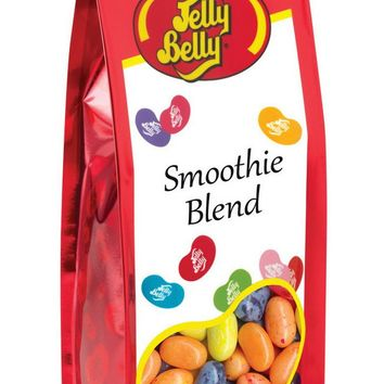 Jelly Belly Smoothie Blend Jelly Beans 7.5 oz Gift Bag