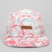 Urban Outfitters - Mishka 3 Destroy 5-Panel Hat