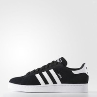 adidas Campus Shoes - Black | adidas US
