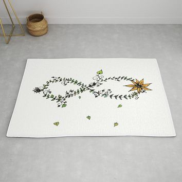 Nature's Infinite Rug by duckyb