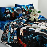 Star Wars Saga Bedding Coordinates
