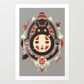 A New Wind Art Print by Danny Haas
