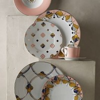 Cliveden Dinner Plate by Anthropologie