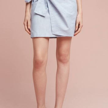 Leanna Tie-Front Skirt