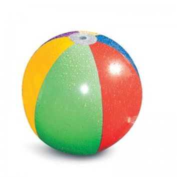 "35"" Inflatable Splash and Spray 6-Panel Ball"