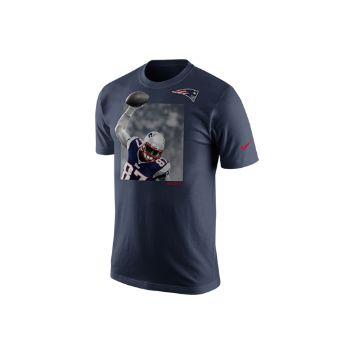 Nike Player Just Do It (NFL Patriots / Rob Gronkowski) Men's T-Shirt