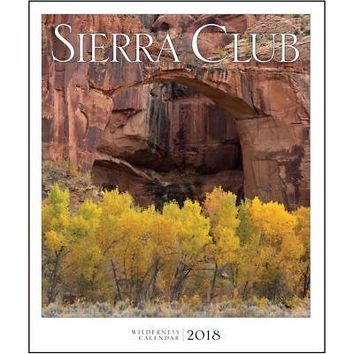 Sierra Club Wall Calendar, Nature by Chronicle Books
