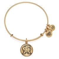 Alex and Ani University of Maryland Logo Charm Bangle - Rafaelian G...