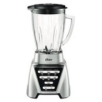 Oster® Pro 1200 Blender Plus Smoothie Cup & Food Processor - Brushed Nickel-BLSTMB-CBF-000