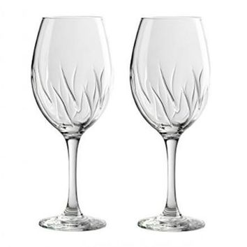 Global Amici Aerating Wine Glass 10oz | Set of 2