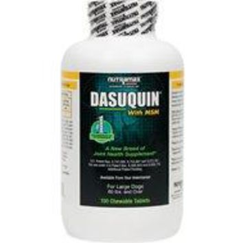 Nutramax Dasuquin with MSM Joint Health Chewable Tablets - Large Dog Supplement
