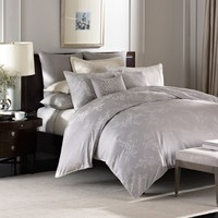 Barbara Barry™ Florette Duvet Cover, 100% Cotton