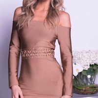 PETRANE BANDAGE DRESS