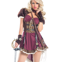 """Steam Punk Pirate"" Costume"