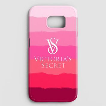 Victoria Secret Pink Samsung Galaxy S7 Case