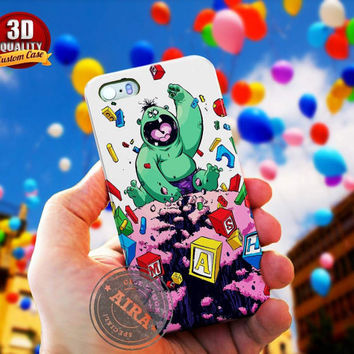 Baby Hulk Case for Iphone 4, 4s, Iphone 5, 5s, Iphone 5c, Samsung Galaxy S3, S4, S5, Samsung Galaxy Note 2, Note 3.