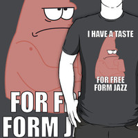 Free Form Jazz Patrick by NiGHTSflyer129