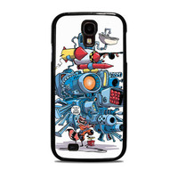 Say Hello To My Little Friend Rocket Racoon Samsung Galaxy S4 Case