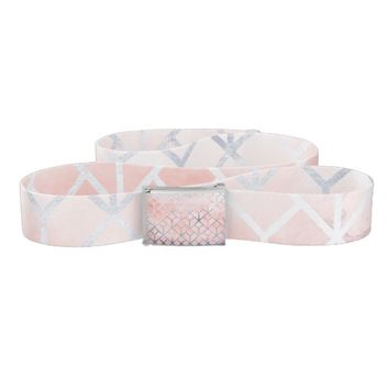 Geometric XI Belt