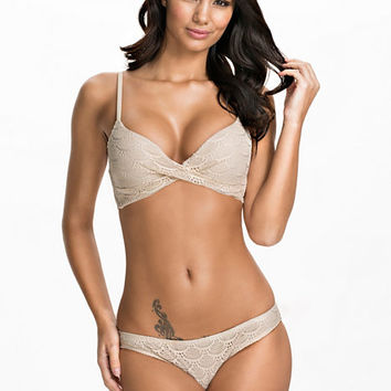 Crochet Push-Up Set, NLY Beach