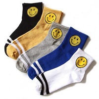Smiley Face (5 Sock Set)