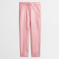 FACTORY SKIMMER PANT IN COTTON OXFORD