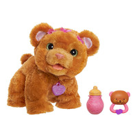 FurReal Friends Wodland Sparkle Peanut Butter, My Baby Bear Cub