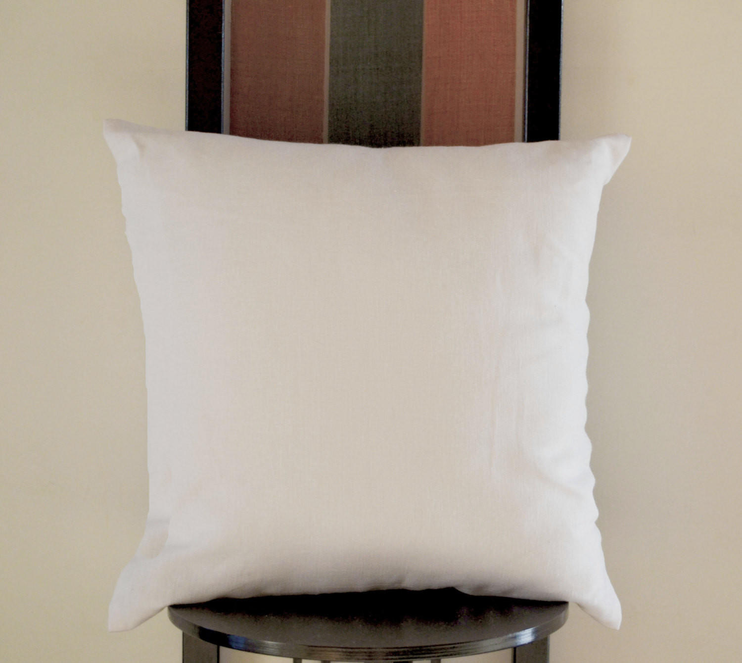 Throw Pillows White Decorative Pillow From Casaamore