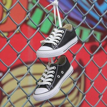 Converse Girls Boys Children Baby Toddler Kids Child Durable Canvas Sport Shoes